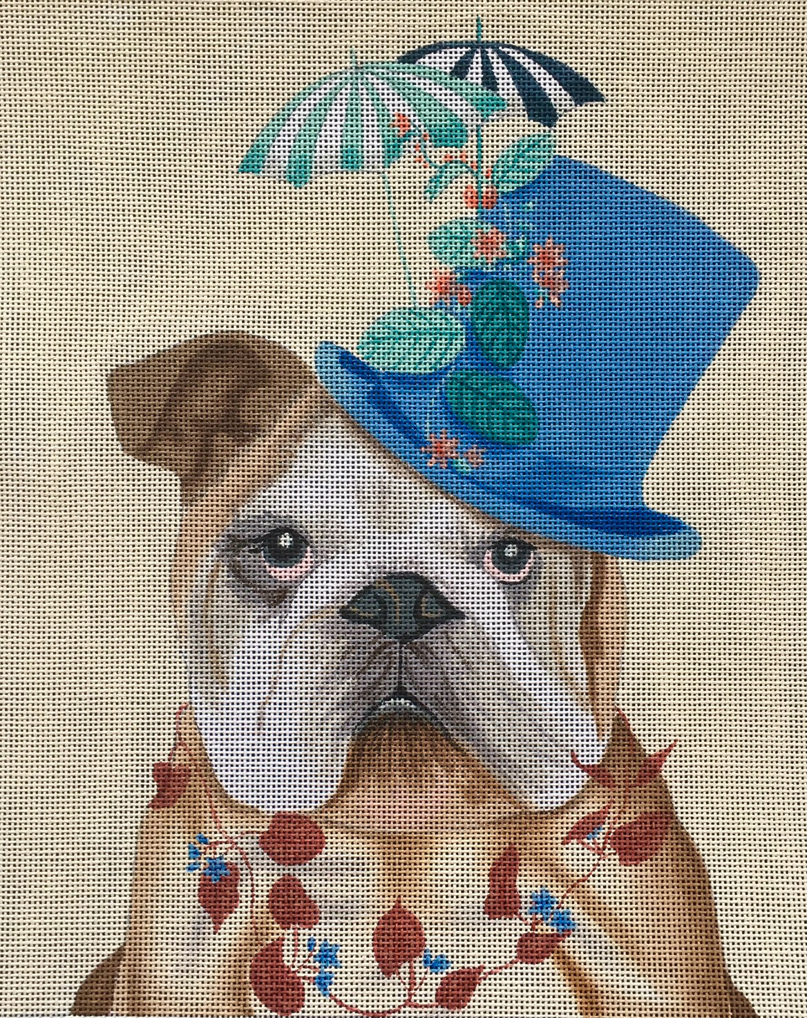 FF-01 Bulldog with Milliners Hat
