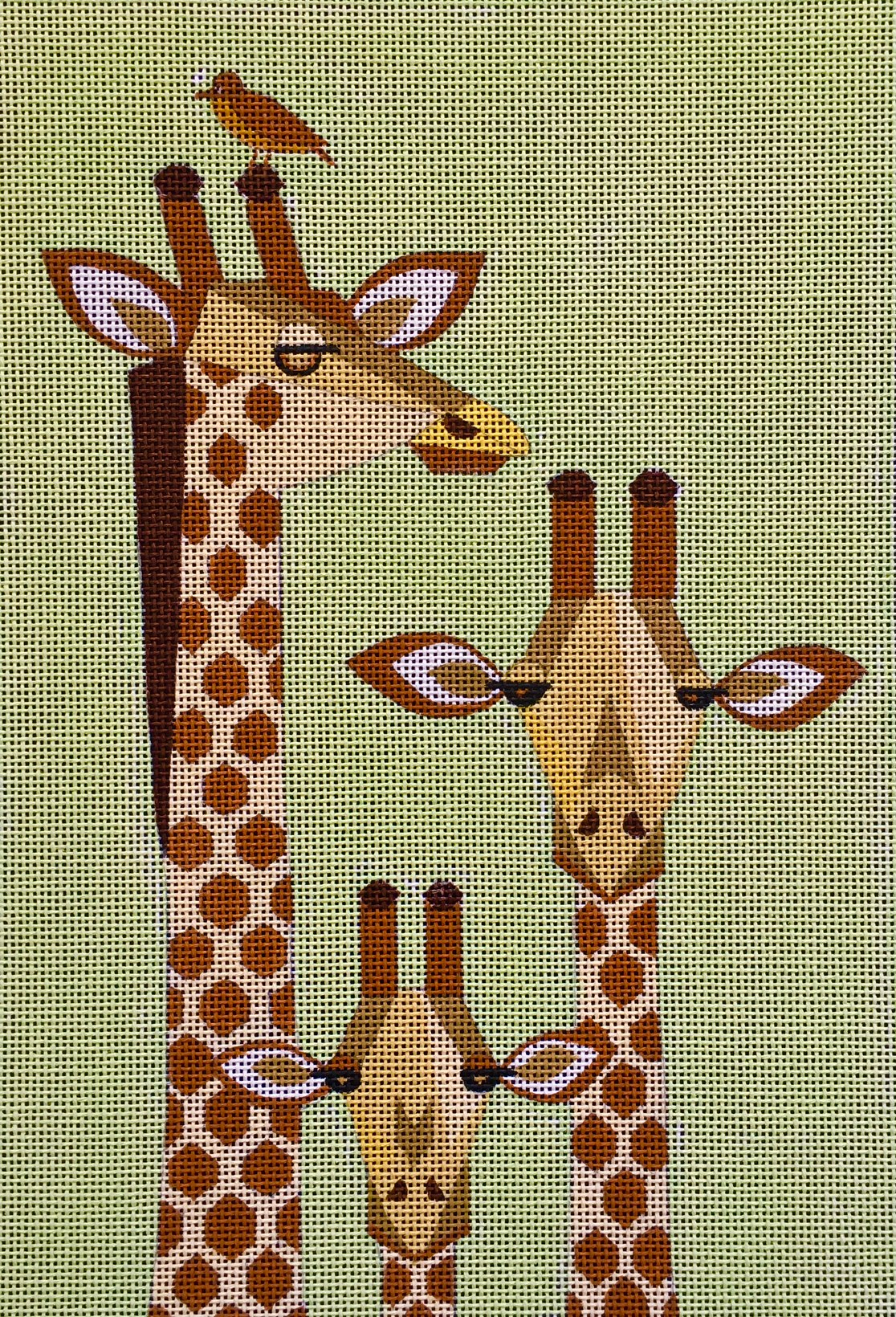 SP-011 Giraffe Family