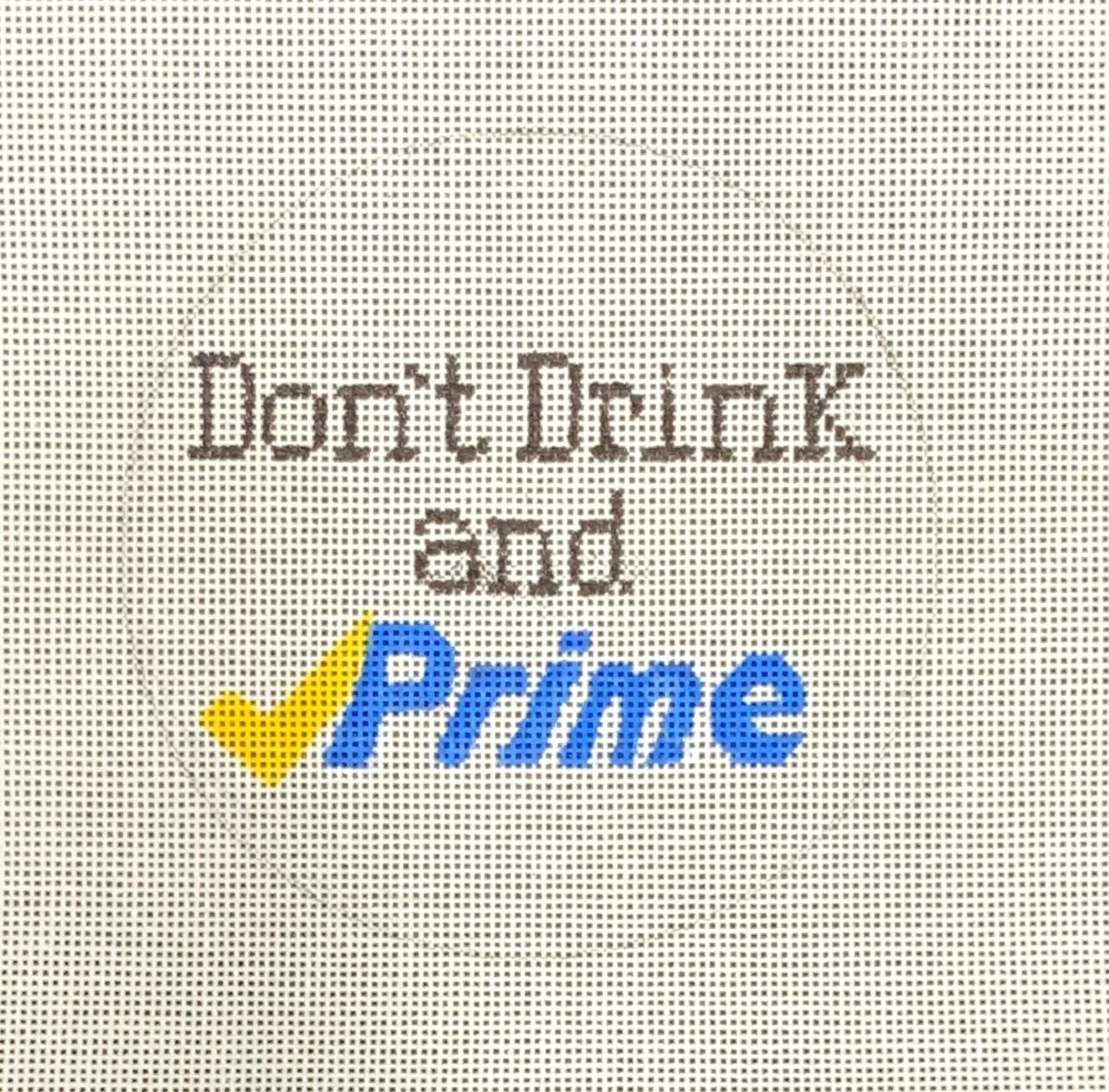 SV-C017 Don't Drink and Prime