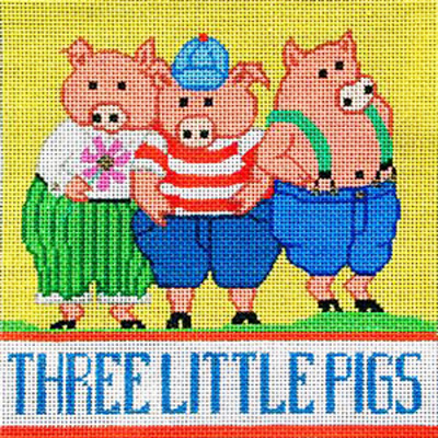 21001 Three Little Pigs