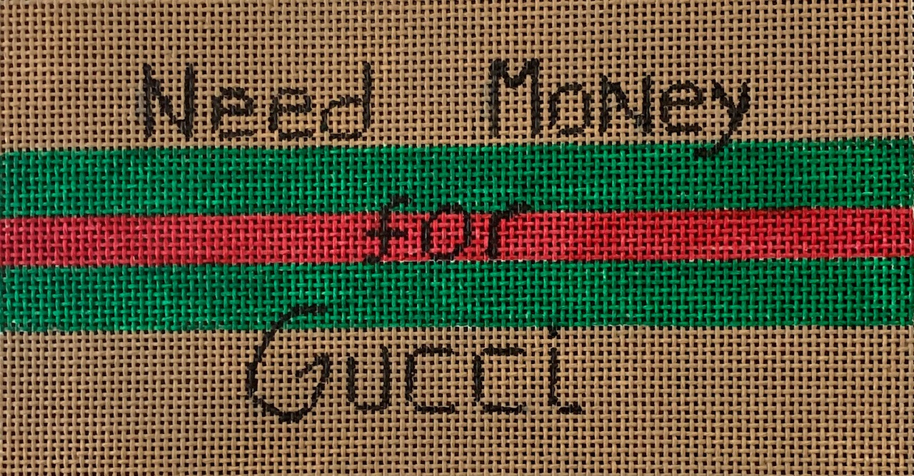 DS-39  Need Money for Gucci
