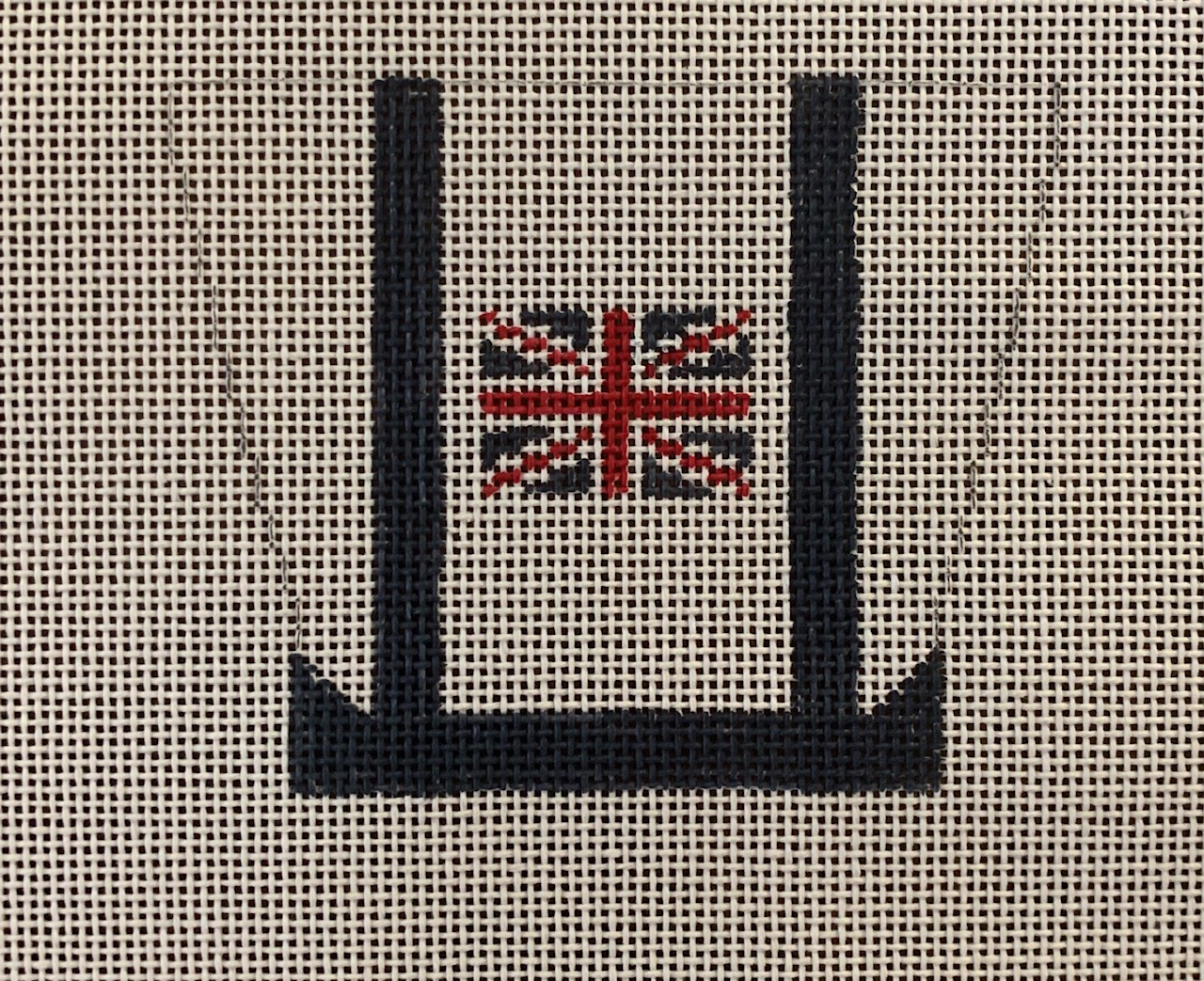 T-07  Union Jack Mini Tote