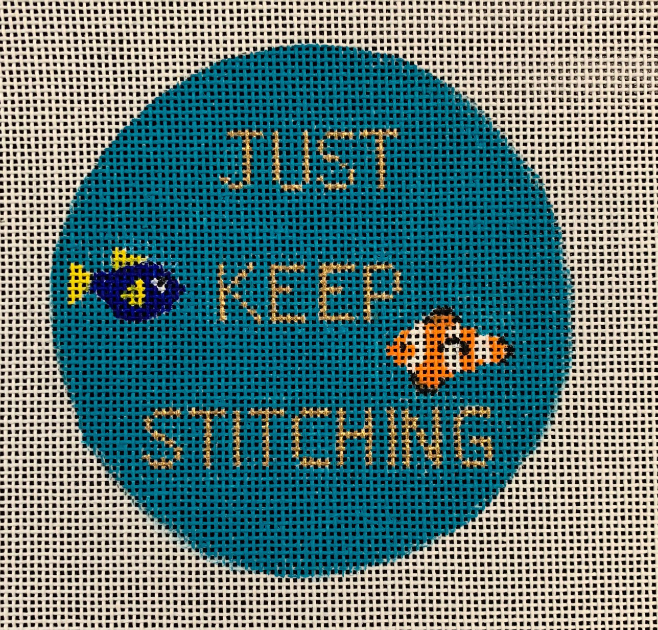 SV-023 Just Keep Stitching